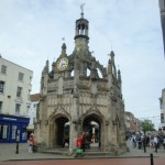 Chichester - a beautiful walled city steeped in history from Roman times