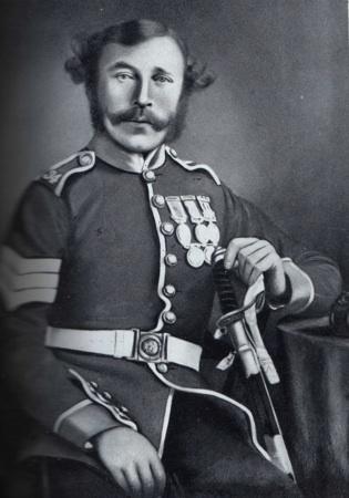 Hospital Sergeant Edward Baker