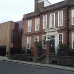 Pallant House Gallery - with cutting edge art displays and exhibitions