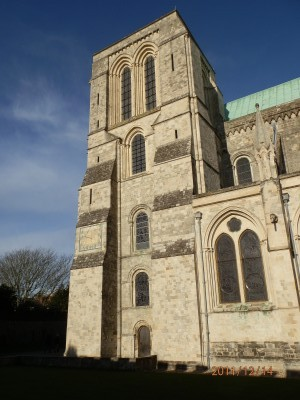 Chichester Cathedral SW Tower