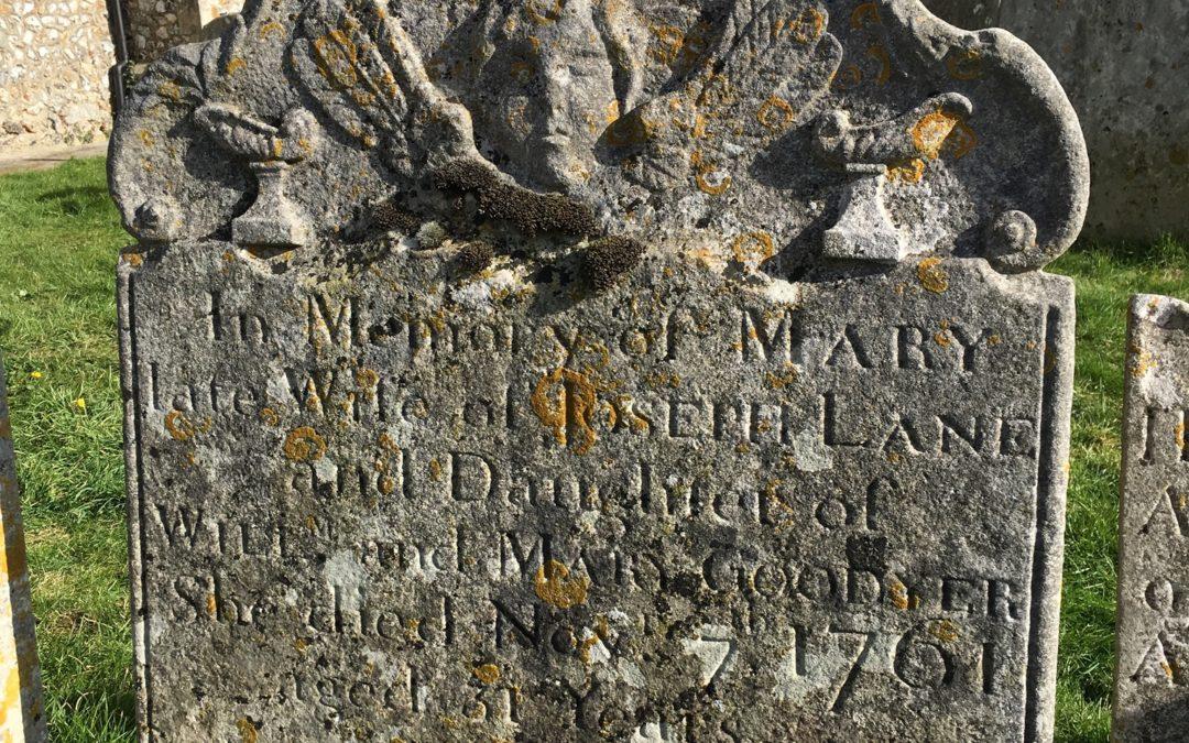 Sunshine reveals Gravestone Secrets