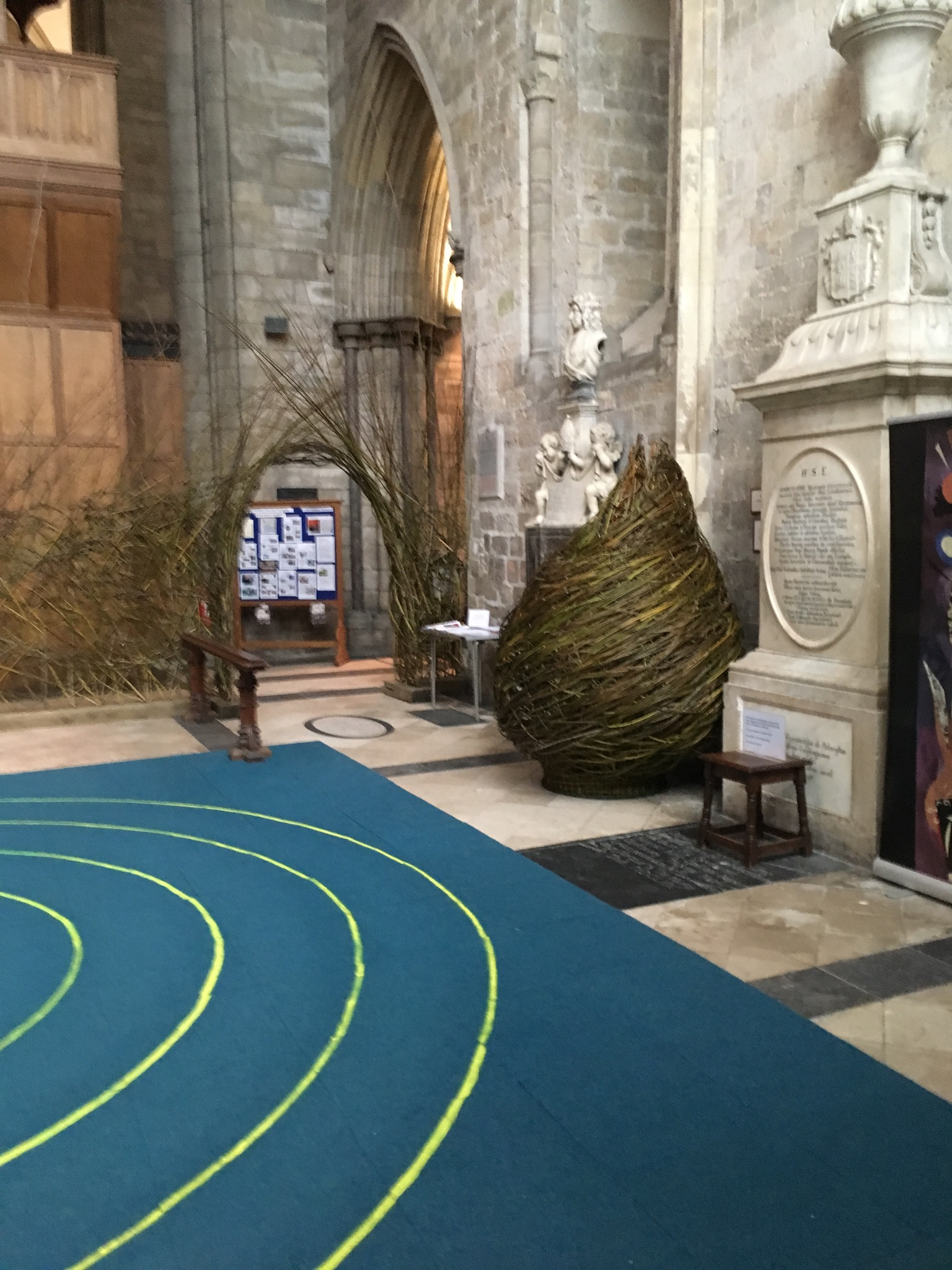 Post image for The Labyrinth – Chichester Cathedral