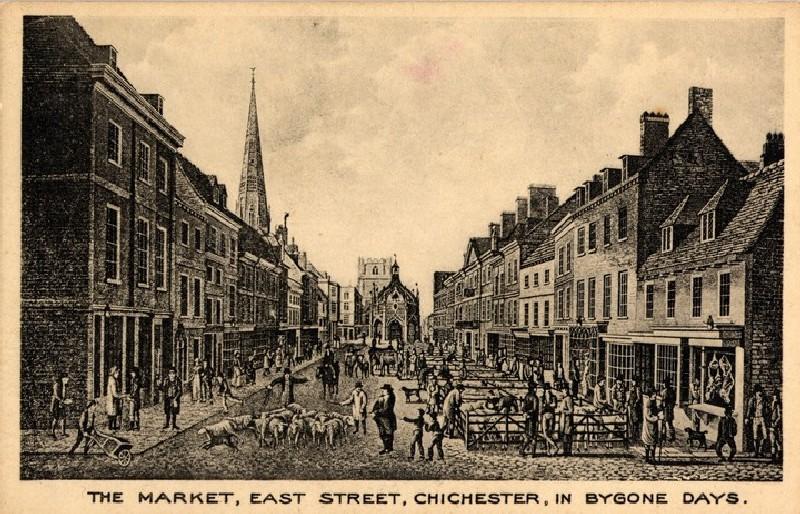 Chichester's Market