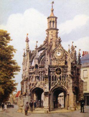 Chichester's Timepiece