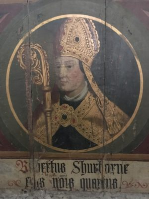 Bishop Sherburne – Chichester's Wolsey